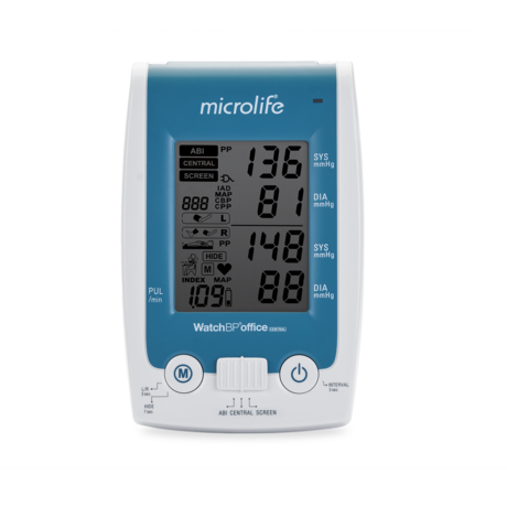 WatchBP and blood pressure monitor - Microlife AG