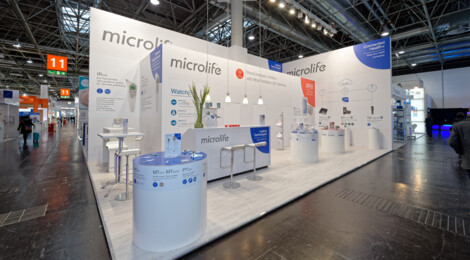 Medica booth 2017